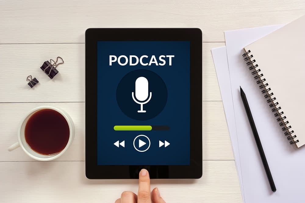Podcastbooking services