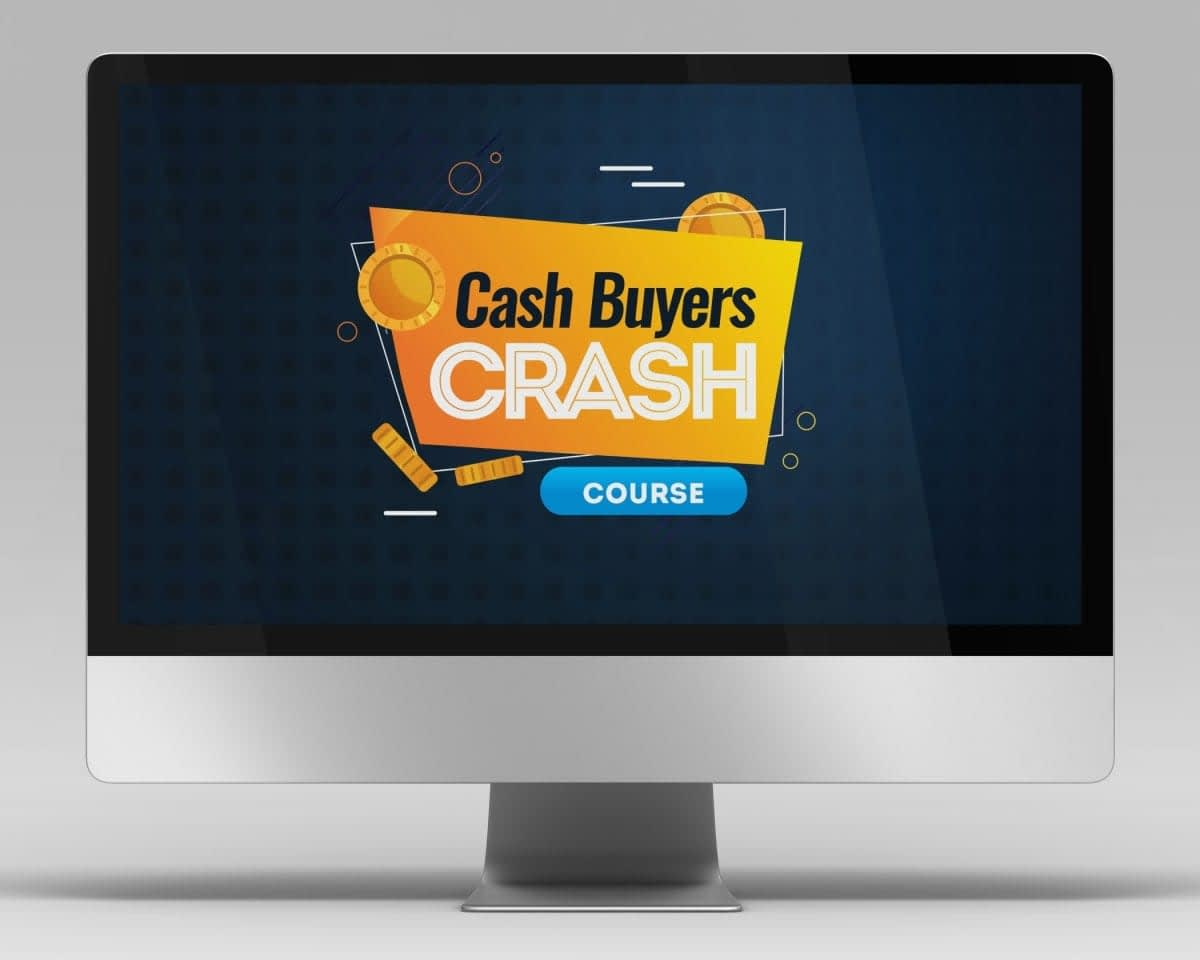 cash buyers crash