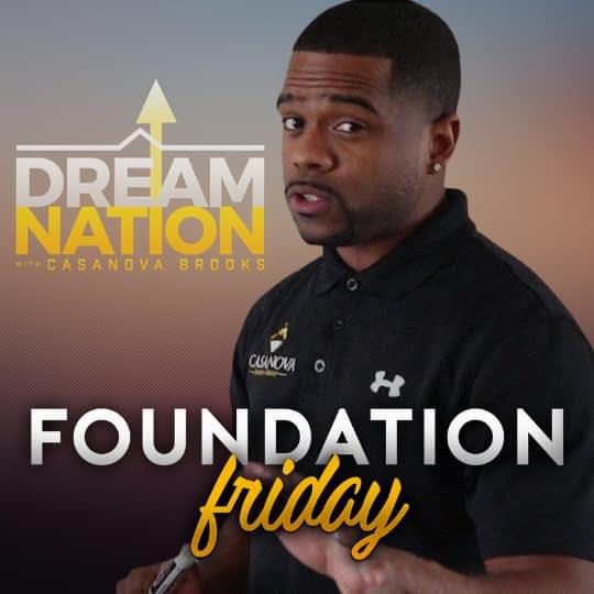 Foundation Friday